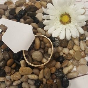 Jewelry - Gold Spring Bangle - NWT!